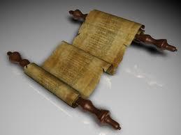papyrus scroll-1