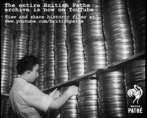 British Pathe films