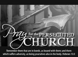 Persecuted church - Heb13