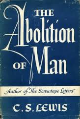 Abolition of man-CS lewis
