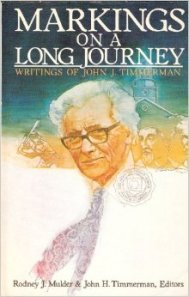 Markings on loong journey-Timmerman