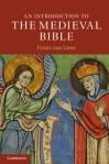Medieval Bible-Van Liere