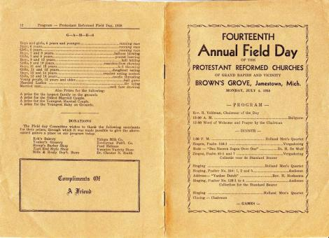 14th PRC Field Day - 1938 - Cover & back_Page_1