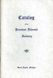 1967 PRC Sem Catalog