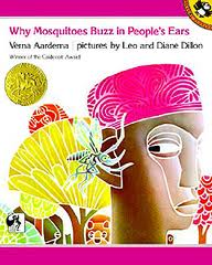 Why Mosquitos Buzz - Aardema