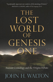 Lost World of Genesis 1 - JWalton