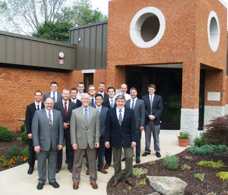 PRC Seminary Faculty and Students - Sept. 2015