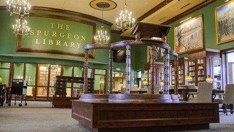Spurgeon-Library-Oct-2015