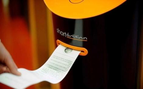 short-story-dispenser
