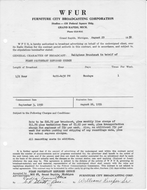 rwh-wfur-contract-1950