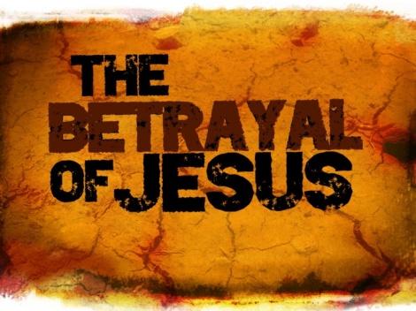 Betrayal-Jesus