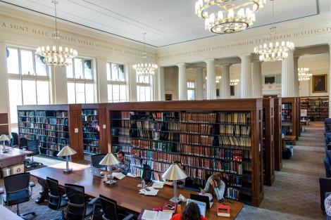 Two centuries of treasures in the Harvard Law School Library   The