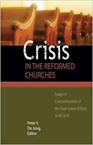 crisis in reformed chruches-py-dejong